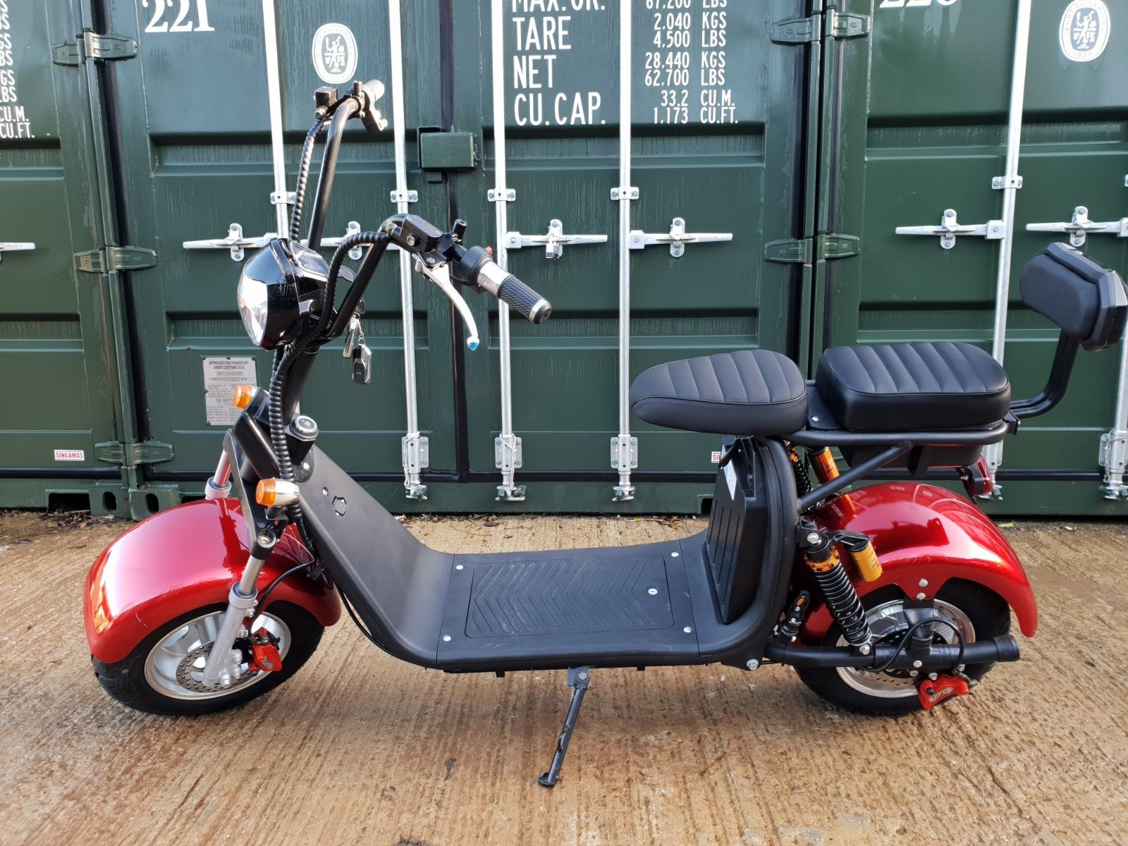 For Sale Citycoco Electric Motorbike/motorcycle/scooter