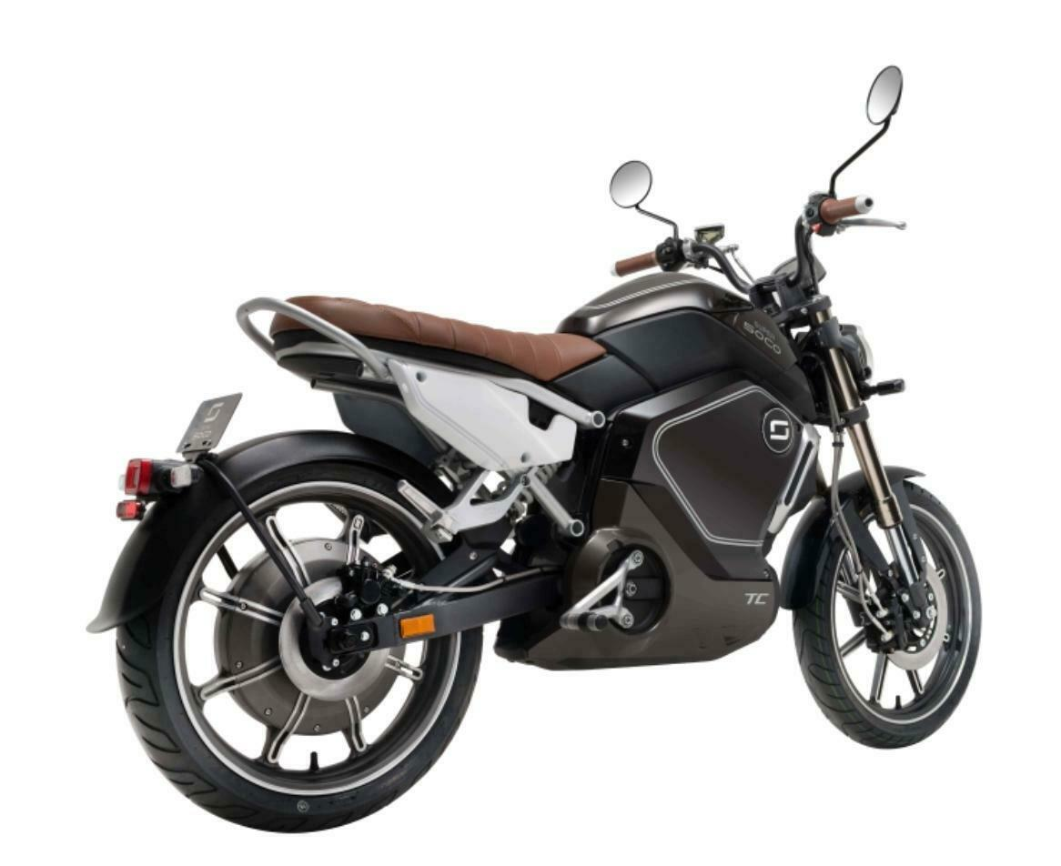 For Sale SuperSoco ElectricMotorbike/motorcycle/scooter