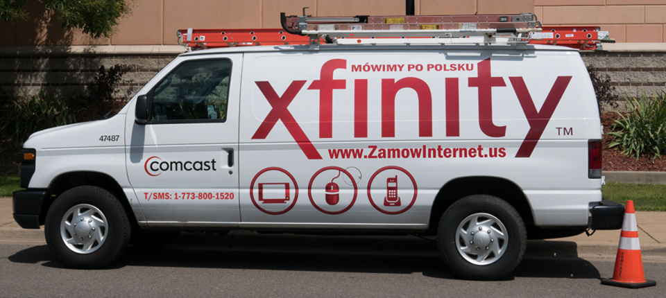 Tani Internet Comcast/Xfinity