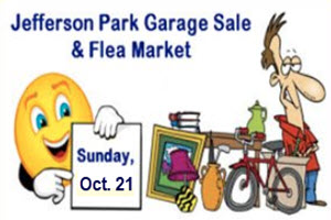 Jefferson Park Flea Market  FREE EVENT