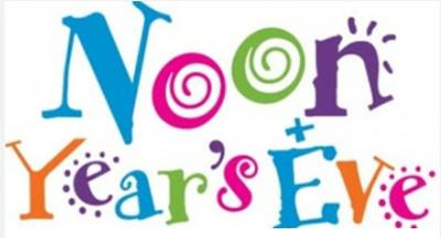 Noon Years Eve - Special Kids Event!