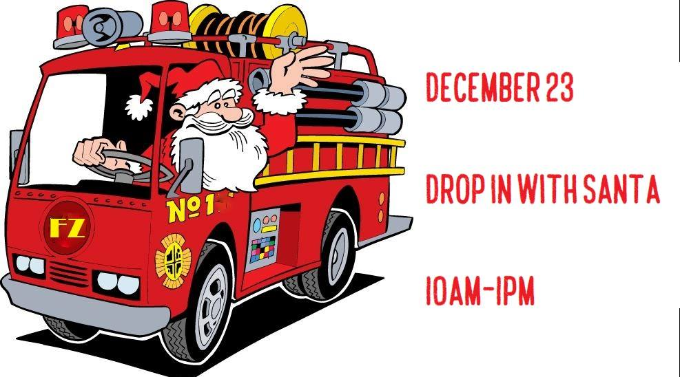 Santa is Coming to FireZone!